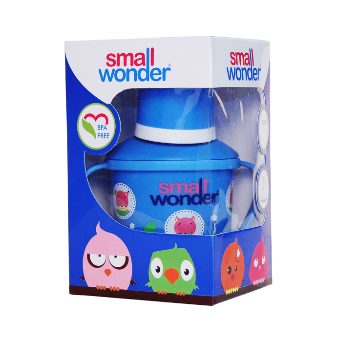 Small Wonder Sipper Blue Pack of 2