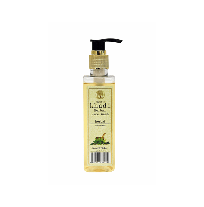 Vagad's Khadi Herbal Face Wash