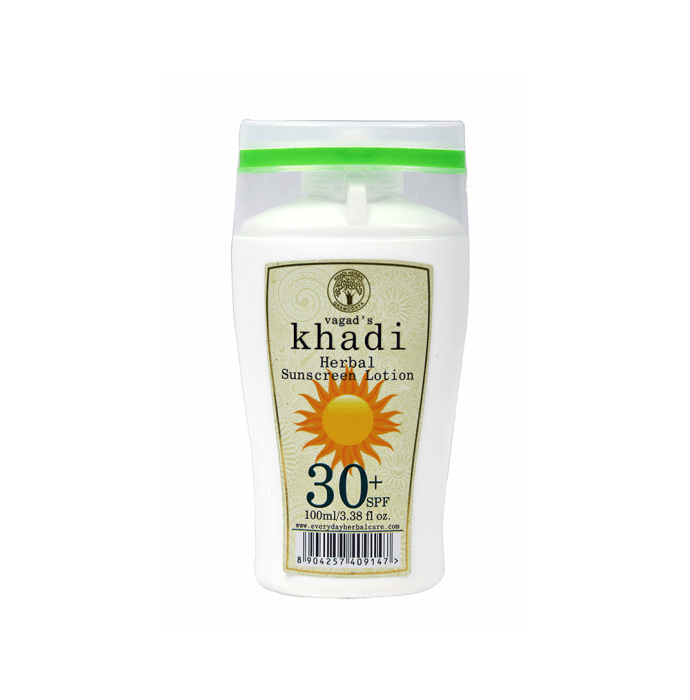 Vagad's Khadi Herbal Sunscreen Lotion SPF 30
