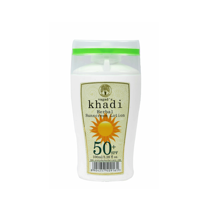 Vagad's Khadi Herbal Sunscreen Lotion SPF 50