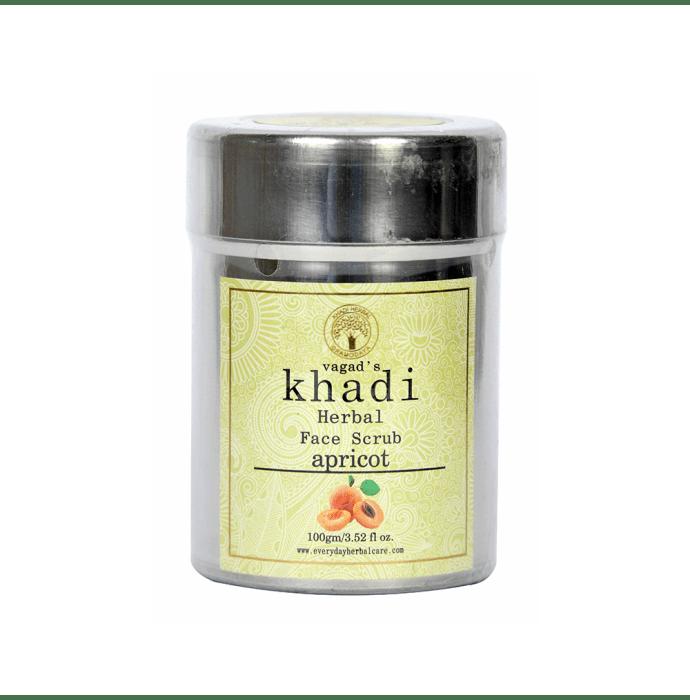 Vagad's Khadi Herbal Apricot Face Scrub