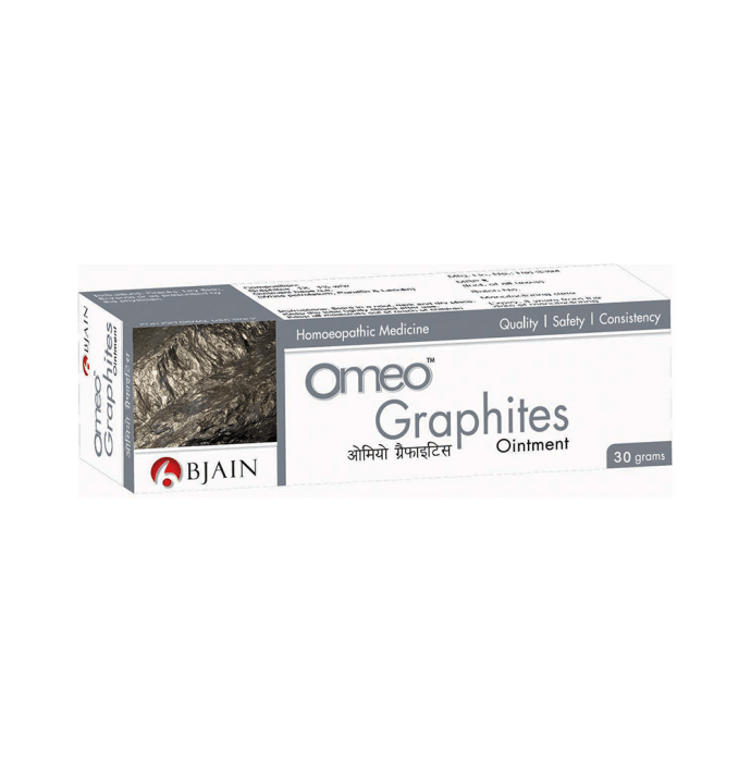 Bjain Omeo Graphites Ointment Pack of 2