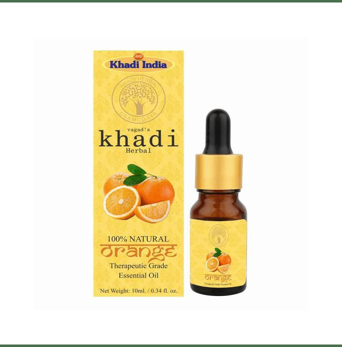 Vagad's Khadi Herbal Orange Essential Oil
