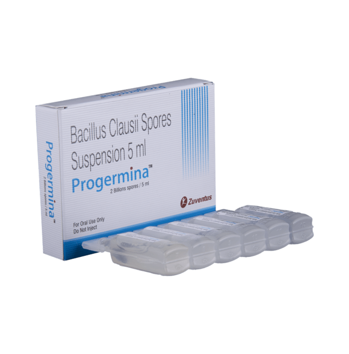 Progermina Oral Suspension 5ml