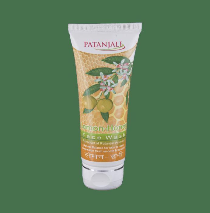 Patanjali Ayurveda Lemon Honey Face Wash