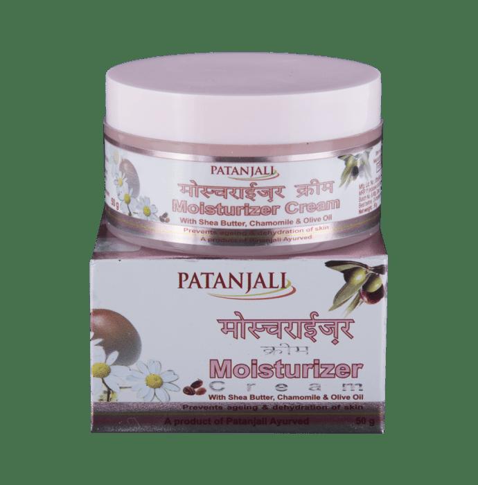 Patanjali Ayurveda Moisturizer Cream