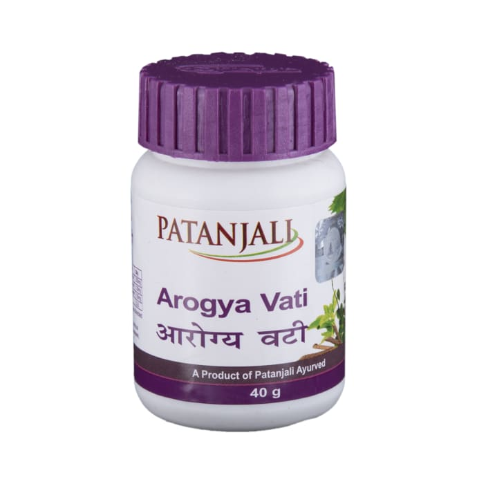 Patanjali Ayurveda Arogya Vati