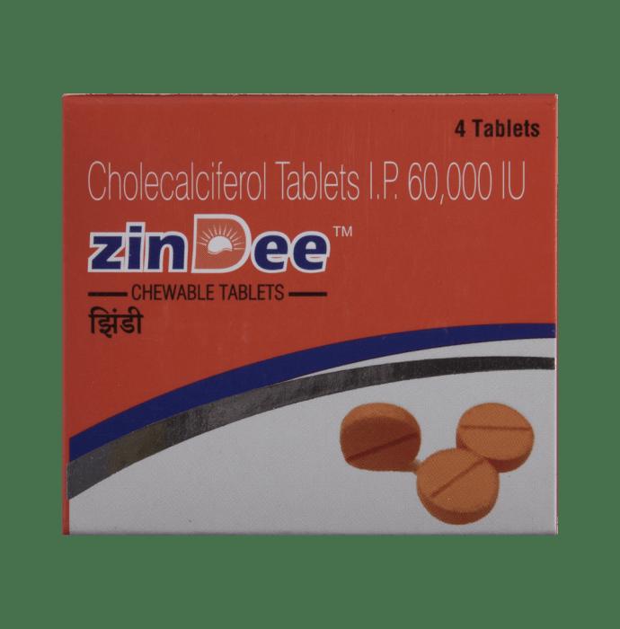 Zindee Chewable Tablet