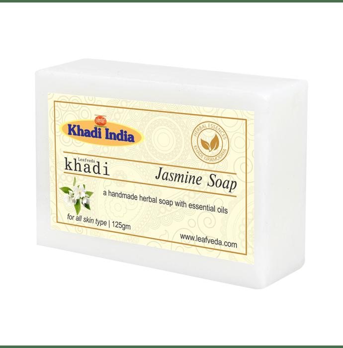 Khadi Leafveda Jasmine Soap Pack of 2