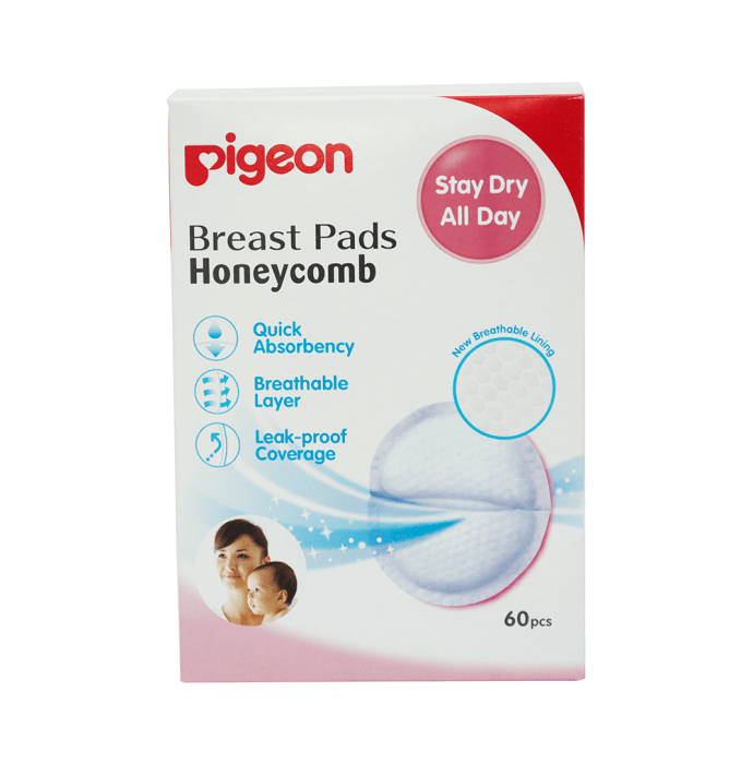 Pigeon Breast Pads Honeycomb