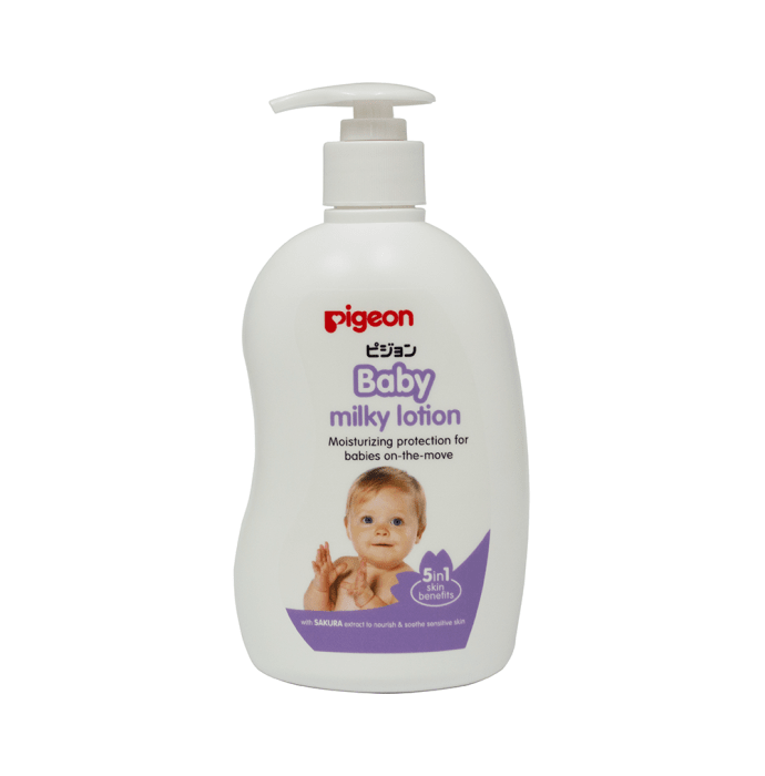 Pigeon Baby Milky Lotion