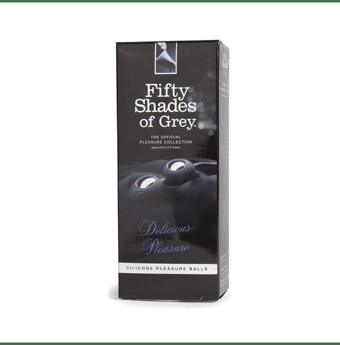 Fifty Shades of Grey Delicious Pleasure Silicone Balls