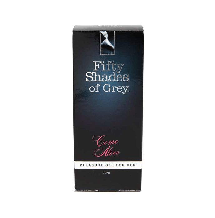Fifty Shades of Grey Come Alive Pleasure Gel for Her