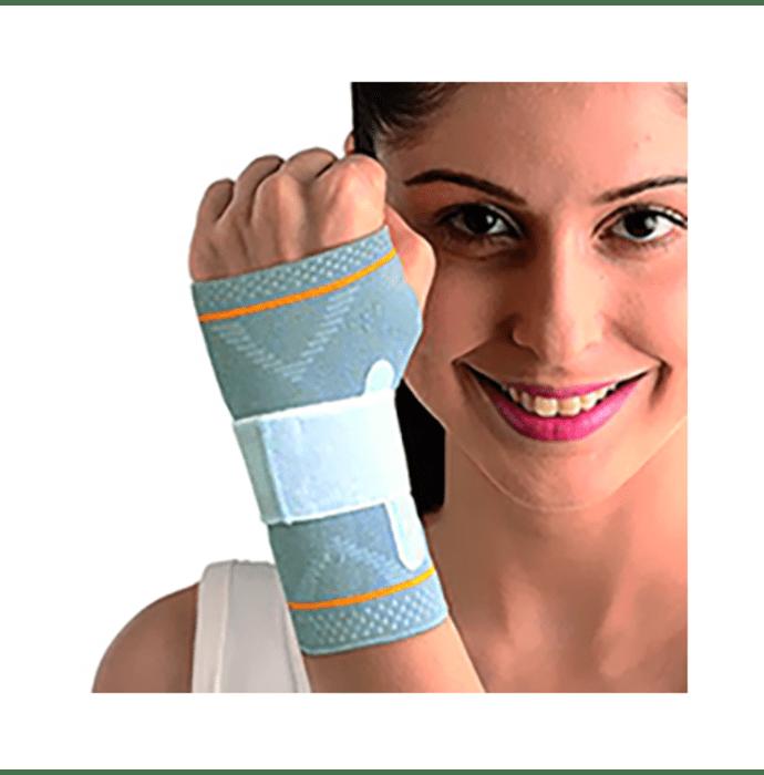 Vissco 5602 Platinum Wrist Splint Binder with Silicone Pressure Pad XXL Left