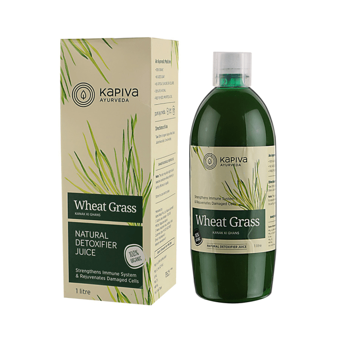 Kapiva Ayurveda Wheat Grass Juice