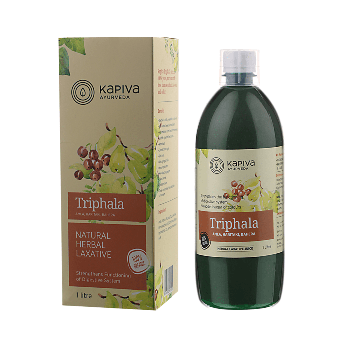 Kapiva Ayurveda Triphala Juice