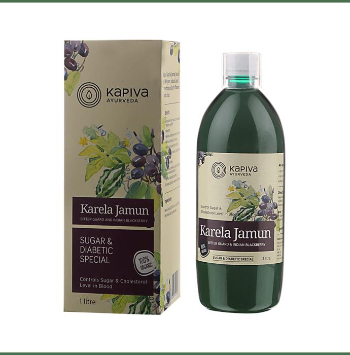 Kapiva Ayurveda Karela Jamun Juice