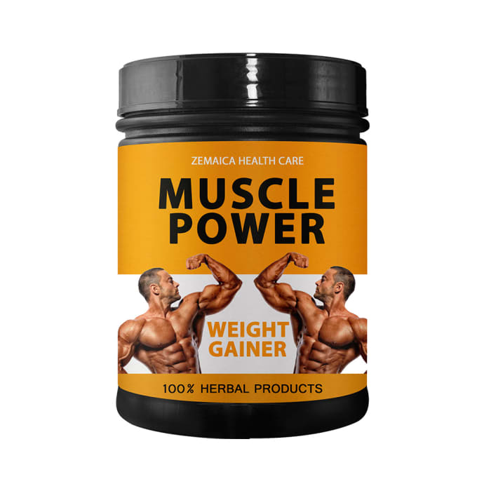Muscle Power Weight Gainer