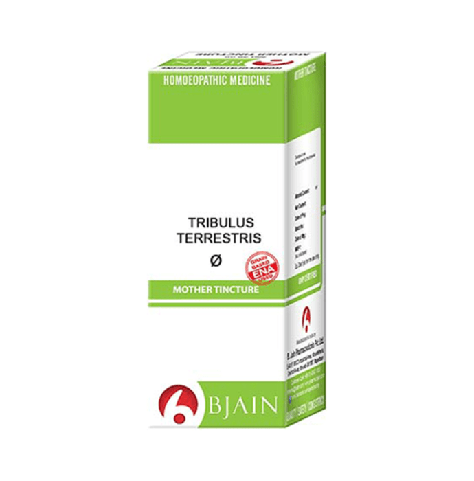 Bjain TRIBULUS TERRESTRIS Mother Tincture Q