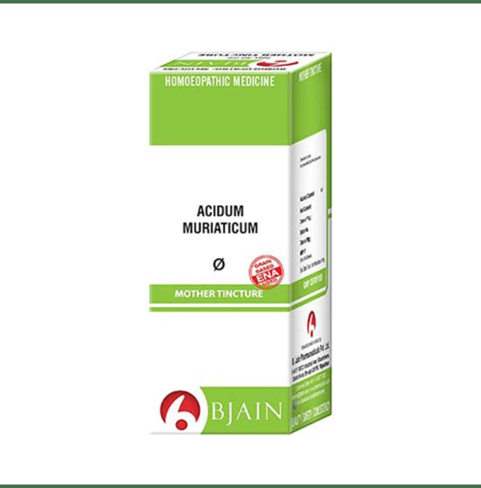 Bjain Acidum Muriaticum Mother Tincture Q