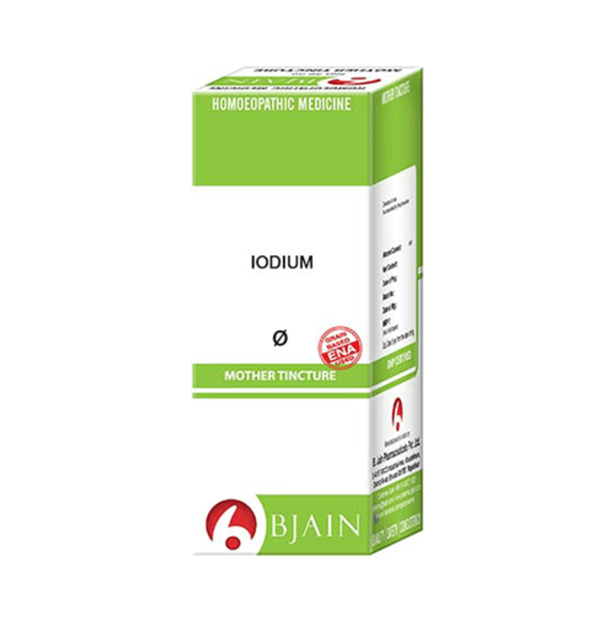 Bjain Iodium Mother Tincture Q