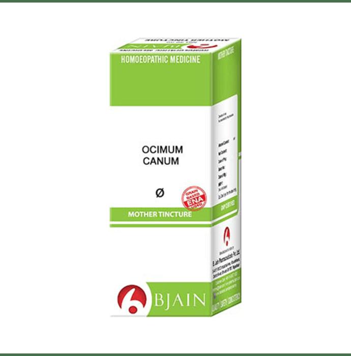 Bjain Ocimum Canum Mother Tincture Q