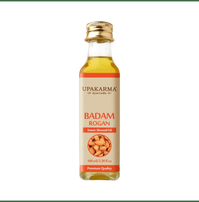 Upakarma Ayurveda Badam Rogan Sweet Almond Oil