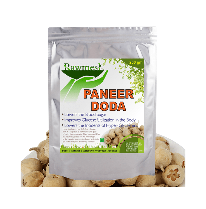 Rawmest Paneer Doda - AntiDiabetic & Weight Loss Herb