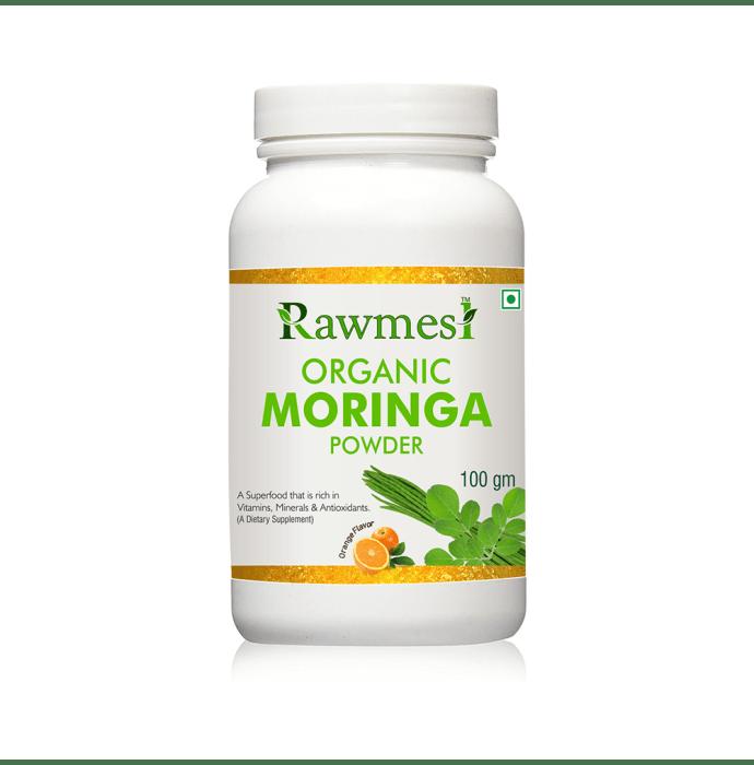Rawmest Organic Moringa Powder