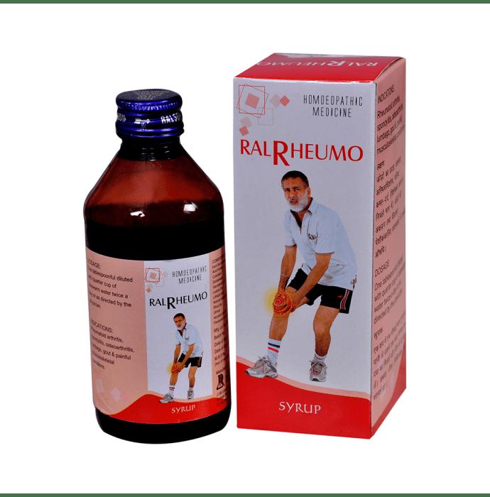 Ralson Ralrheumo Syrup