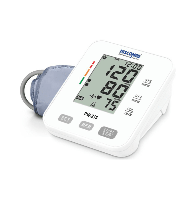 Niscomed PW-215 Blood Pressure Monitor