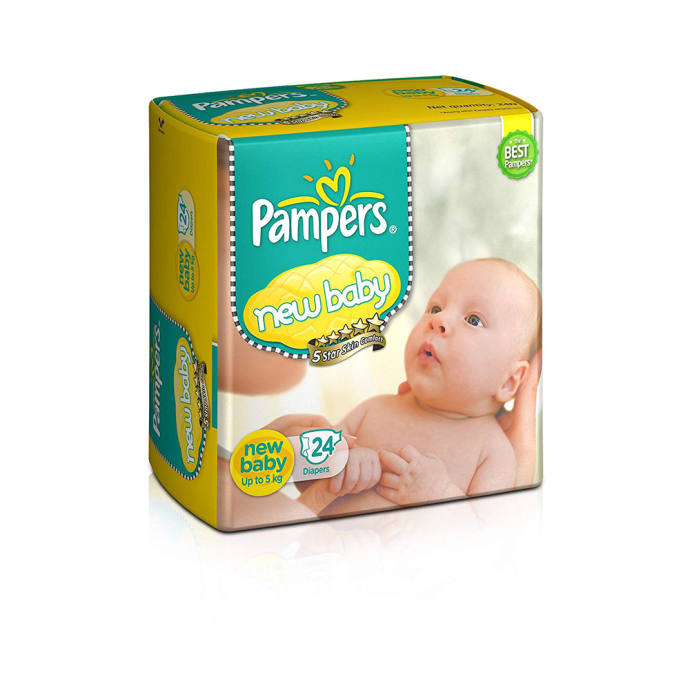Pampers New Baby Diaper