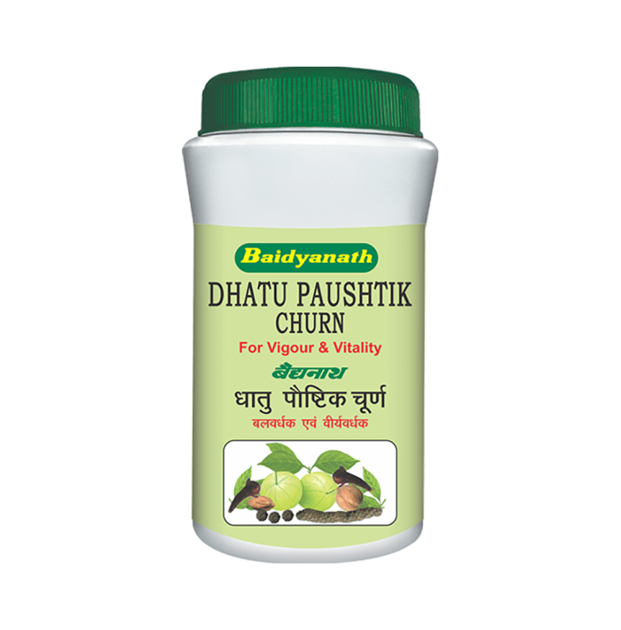 Baidyanath Dhatu Paushtik Churna
