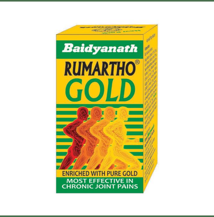 Baidyanath Rumartho Gold Capsule