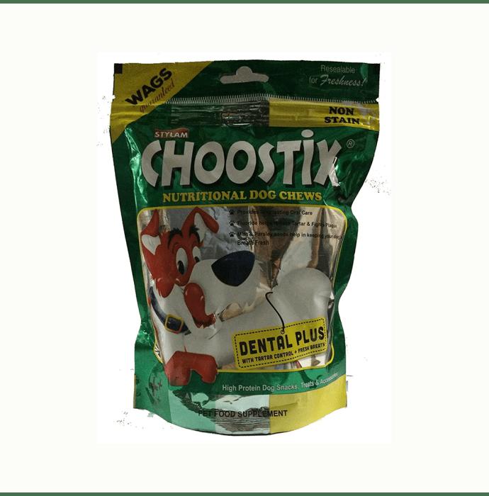 Choostix Dog Treat Dental Plus