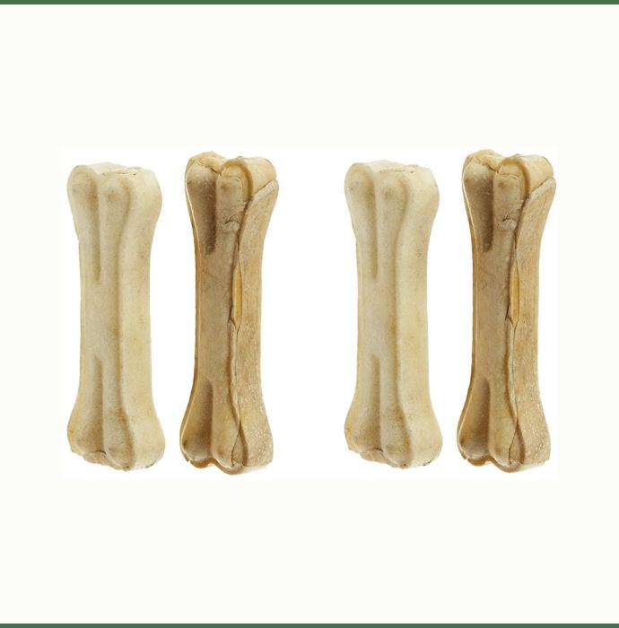 Choostix Pressed Dog Bone (5-inch) S Pack of 2