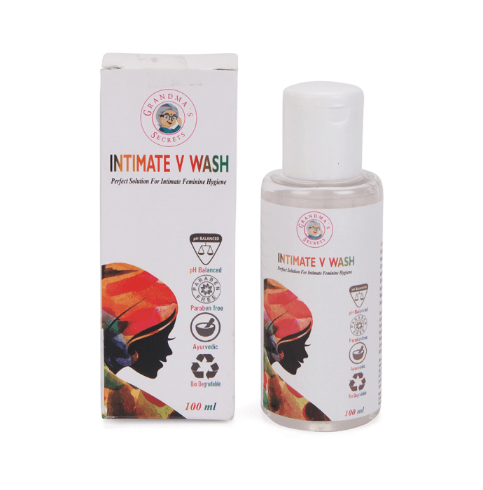 Grandma's Secret Intimate V Wash