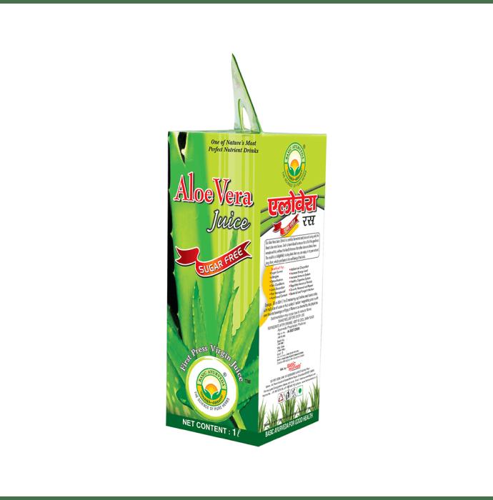 Basic Ayurveda Aloe Vera Juice (Sugar Free)