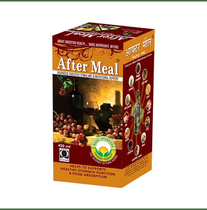 Basic Ayurveda After Meal Juice