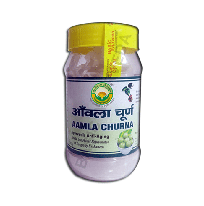 Basic Ayurveda Aamla Churna