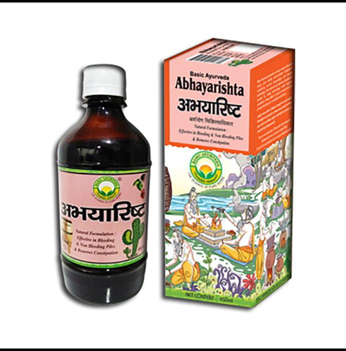 Basic Ayurveda Abhayarishta