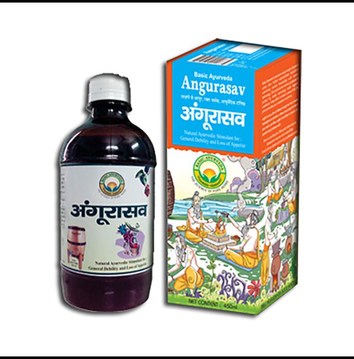 Basic Ayurveda Angurasav