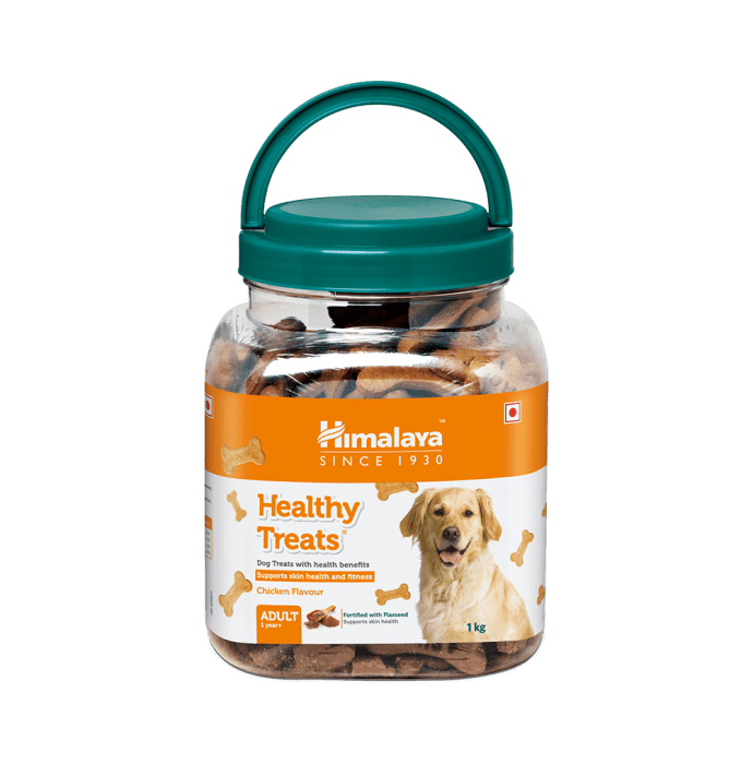 Himalaya Healthy Treats Adult Dog - Chicken Flavour Chicken Flavour