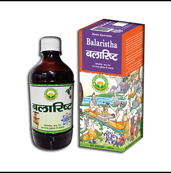 Basic Ayurveda Balaristha