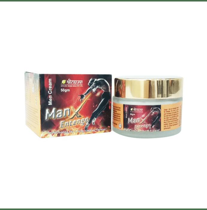 Sricure Man-X Entengo Viagra Cream