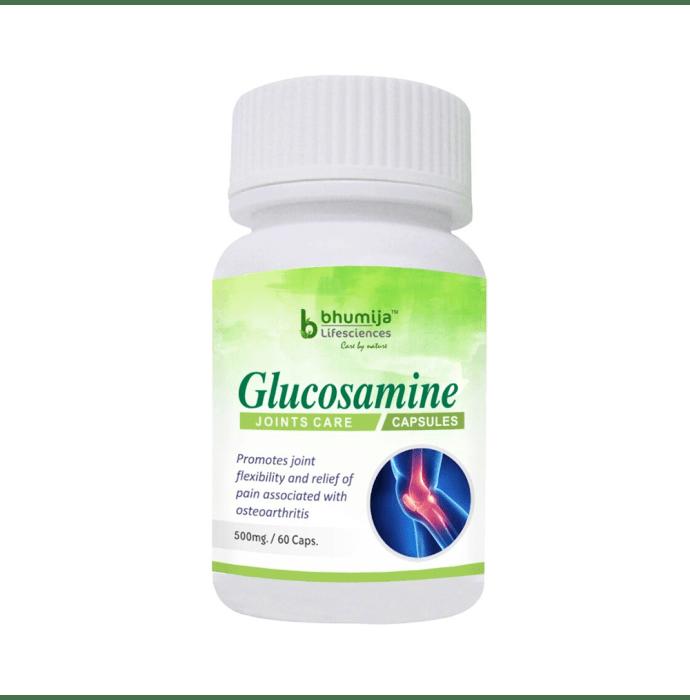 Bhumija Lifesciences Glucosamine 500mg Capsule