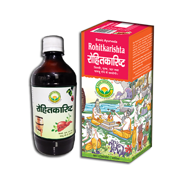 Basic Ayurveda Rohitkarishta