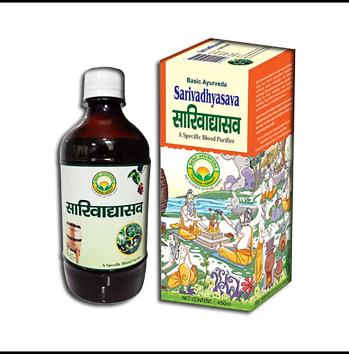 Basic Ayurveda Sarivadhyasava