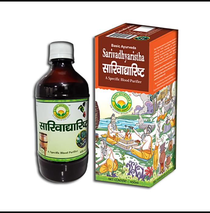Basic Ayurveda Sarivadhyaristha