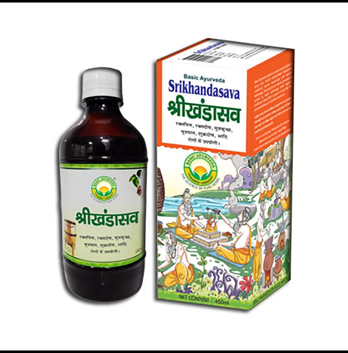 Basic Ayurveda Srikhandasava